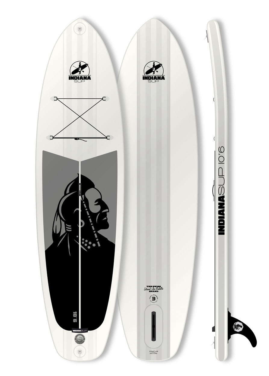 Indiana Inflatable 10'6 Allround 2016