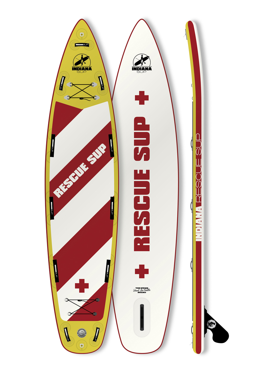 Indiana Inflatable 11'6 Rescue 2016