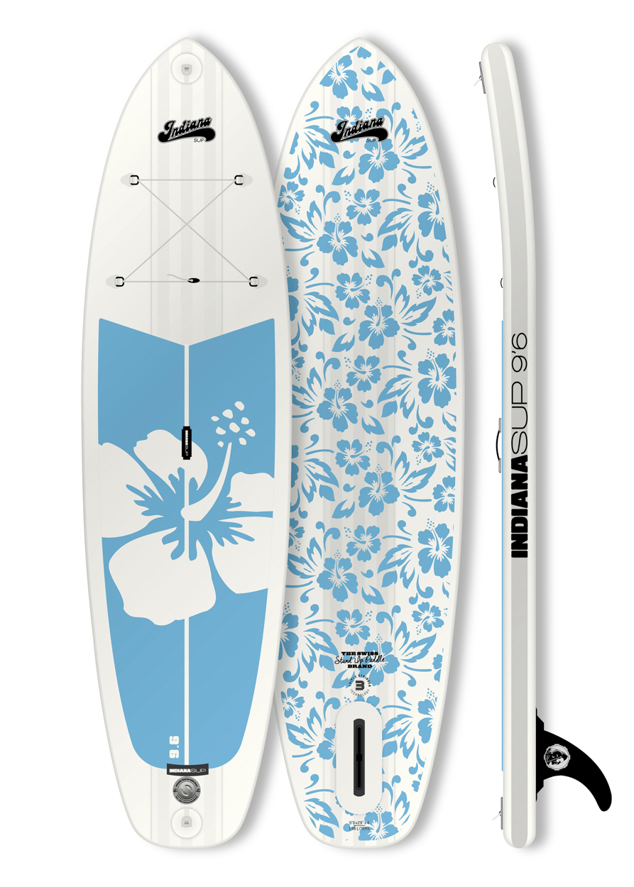 Indiana Inflatable 9'6 Allround Lady 2016